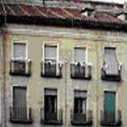 bolsas en fachada