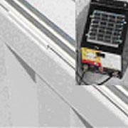 dispositivo basado en la descarga de pequeñas intensidades de corriente