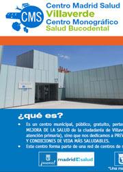 Centro Madrid Salud Villaverde/Centro Monográfico Salud Bucodental