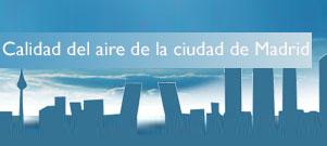 Calidad del aire de la ciudad de Madrid