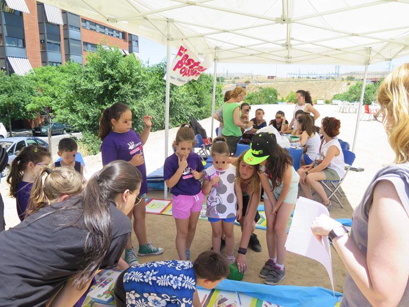 Fiestas de Butarque en Villaverde