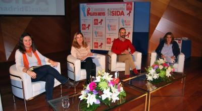 Fuensanta Pastor, Mónica Morán, Juan Manuel Peris y Gema Dorado