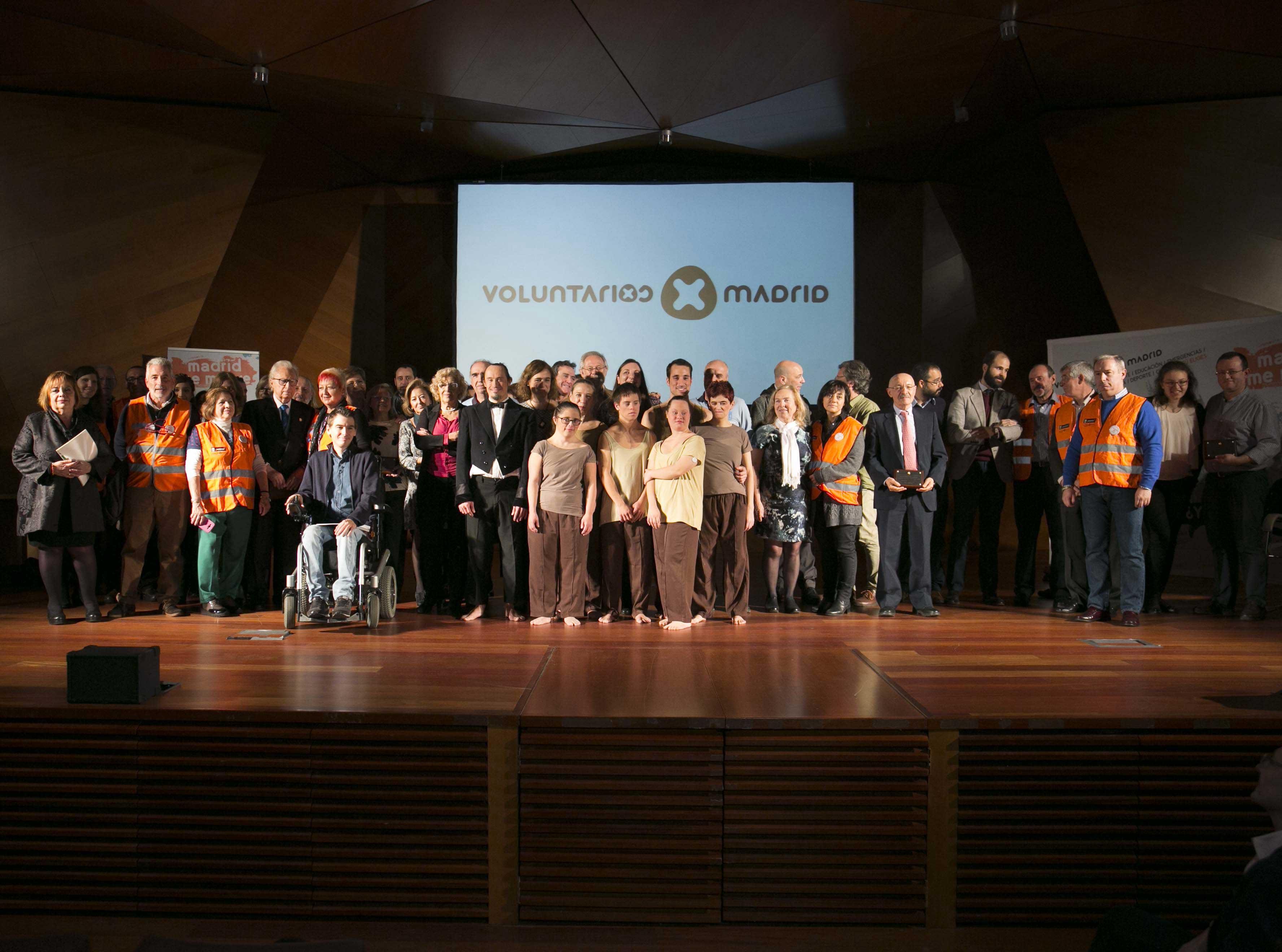 Voluntarios por Madrid\
