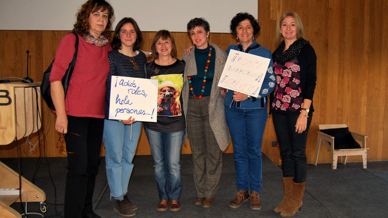 Grupo del Centro Madrid Salud