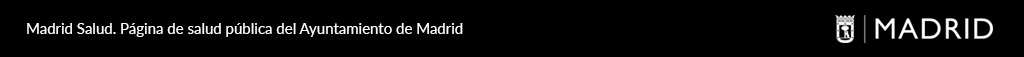 Página de Salud Pública del Ayuntamiento de Madrid Logo