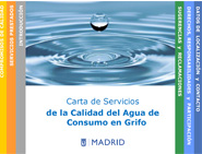 Carta de servicios de la calidad del agua de consumo en grifo