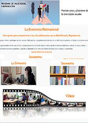 Vídeos entrevista motivacional