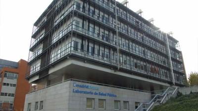Laboratorio de Salud Pública