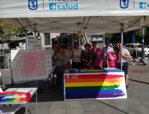 #ORGULLO. 28 DE JUNIO.  ¿Qué cosas hay en tu barrio que te hacen  vivir con ORGULLO  tu sexualidad?