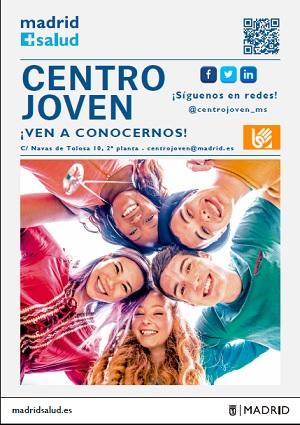 Cartel Centro Joven